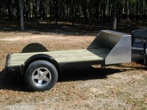 Ultimate Motorcycle Trailer